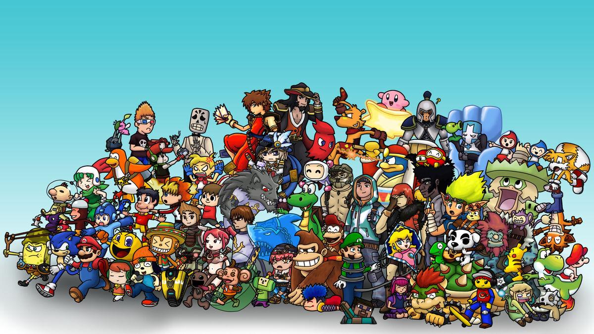 Big Top Video Games
