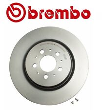 For Volvo S60 V70 R Rear Left or Right Disc Brake Rotor PVT Coated Brembo