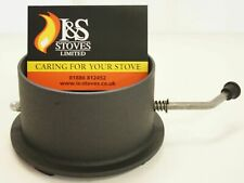 Villager Stove Genuine 6 Inch Spigot/flue Collar With Damper - VFS054