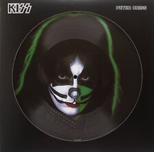 KISS Peter Criss limited picture disc NEW Limited Russian Federation