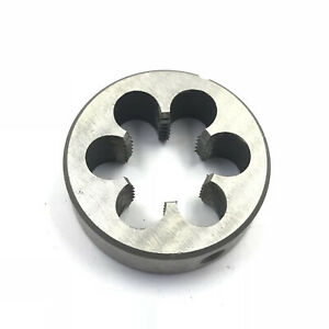 """New 1 9/16"""" - 8 Right Hand Thread Die 1 9/16 - 8 TPI [M1]"""
