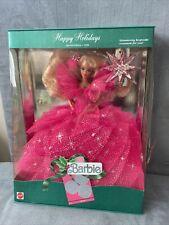 Happy Holiday 1990 Barbie Doll