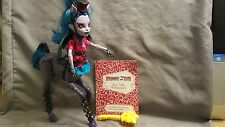 MONSTER HIGH FREAKY FUSION AVEA TROTTER HARPY CENTAUR Wings Diary Doll Horse