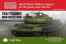Plastic Soldier 1/72 T55/T55AM2 Main Battle Tank # MODV20001