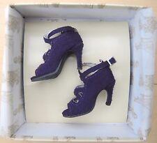 """Chaussures poupée mannequin Ellowyne """" TIED-UP PUMPS """" de R. Tonner"""