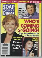 Soap Opera Digest May 9, 1995 Who's Coming and Going Cover/Eileen Fulton