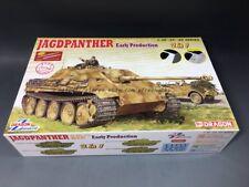 DRAGON 6758 1/35 Jagdpanther Early Production [Bonus:Magic Tracks /Metal Barrel]