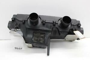 2010 AUDI R8 V10 Spyder Air Cleaner Upper & Lower Parts No Sensors 420133846B