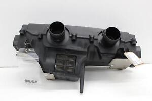 2010 AUDI R8 V10 Spyder Air Cleaner Upper & Lower Parts No Sensors 420133846B