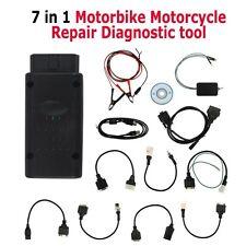 Multi-Brand Motorcycle Scanner Motorbike Repair Diagnostic tool English