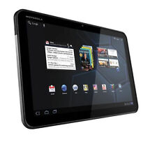 "MOTOROLA XOOM MZ604 32GB, WI-FI WiFi 10.1IN - BLACK 10.1"" TABLET MZ-604 ZOOM r"