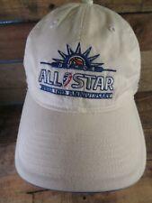 Wnba Baloncesto All Star Nueva York 2006 Blanco Reebok Ajustable Adulto Gorra