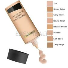 Max Factor Face Make-up Foundation Lasting Performance - Choose Your Shade