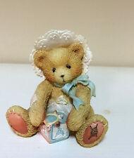 """Cherished Teddies - Bobbie """"A Little Friendship to Share"""" Figurine"""