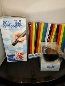 3Doodler 2.0 3D Printing Pen Enthusiast Bundle open box