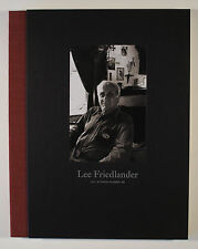 Lee Friedlander Raoul Hague His Work and Place New & Signed Photography Book
