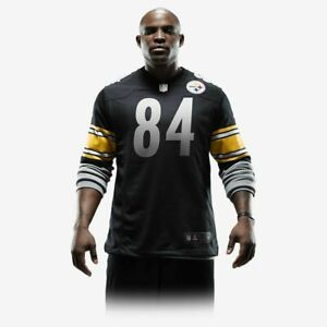 Nike NFL Pittsburgh Steelers Antonio Brown Jersey  XL 468972 018 New With Tags