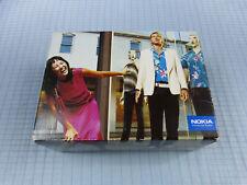 Original Nokia 8310 Dark! sin bloqueo SIM! usado! top! OVP! IMEI iguales!