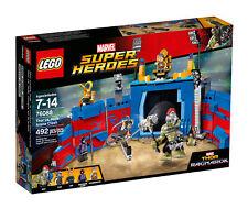 LEGO Marvel Super Heroes Thor vs. Hulk Arena Clash 2017 (76088) - Brand New