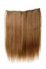 Postiche large Extensions cheveux 5 Clips lisse Blond châtaigne 45cm L30173-19