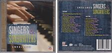 Singers & Songwriters 1972-1973 Various Artists TIME LIFE 2 CD Set Johnny Nash