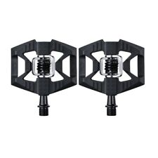 Pair of DoubleShot 1 hybrid pedals Crank Brothers mtb bike pedals