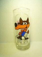 GREAT COCA COLA GLASS 3. OLYMPIC GAMES 1984 SARAJEVO VUCKO MASCOT EX RARE
