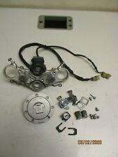 2009 Honda Pan European ST1300 full lock set ecu keihin 38770-MCS-D92