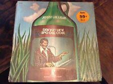 Jerry Lee Lewis - Drinkin' Wine Spo-Dee O'Dee - LP Record Album Exc Condition