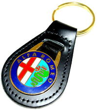 Alfa Romeo Spider Brera Giulietta 147 155 145  Classic Key Ring Holder 46004987