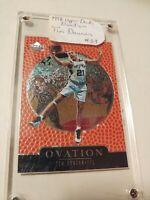 1998 Upper Deck Ovation Tim Duncan Card #59