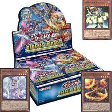 Yu-Gi-Oh! Genesis Impact CARD SELECTION GEIM  IN STOCK NOW