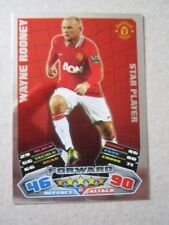 Match Attax 2011/12 - Star Player card - Wayne Rooney of Manchester United
