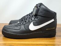 Nike Air Force High x ALYX Black/White (CQ4018-002) Size 15 NEW Rare