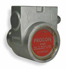 Rotary Vane Pump Procon 115b240f31ba250 Sealed Box 5jkd6