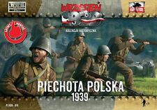 First to Fight 1/72 Polish Infantry (WWII) # 019
