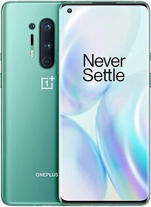 OnePlus 8 Pro 5G, Dual SIM, Verde Glaciale, 256GB 12GB, No Brand