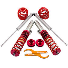 Coilovers Coilover Kit for BMW 3 Series E46 320 323 325 328 330 335 Cabrio Red