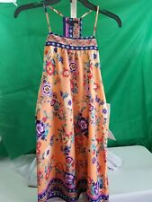 Dress BeBop Juniors SZ Large Multi Colored Orig $ 39.00 NEW NWT