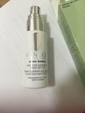 Clinique EVEN BETTER Skin Tone Correcting Lotion SPF 20 50ml