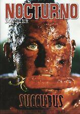rivista NOCTURNO DOSSIER ANNO 2007 NUMERO 60 SUCCUBUS