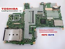 Toshiba Portege M750-S7201 Intel Motherboard FWGNS2 A5A002522010 P000512400