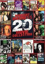 Midnight Madness 20 Movies 4 disc - Night of the Living Dead - DVD free S&H?