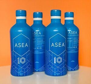 Genuine ASEA Drink 960ml x4 Anti-ageing *Free Domestic Post