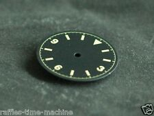 Bond Milsub Watch Gilt Dial for ETA 2824 2836   Movement 3 6 9 Yellow Lume