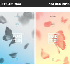 KPOP BTS Bangtan Boys The 4th Mini Album