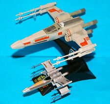 STAR WARS X-WING FIGHTER ALPHA SERIES ACTION FLEET LOOSE COMPLETE