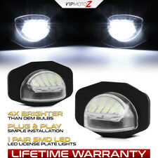 """SUPER BRIGHT""LED License Plate Light Lamp For Scion xB xD Toyota Sienna Corolla"