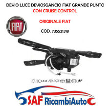 DEVIOLUCI DEVIOSGANCIO CRUISE CONTROL FIAT ORIGINALE  GRANDE PUNTO 735521318