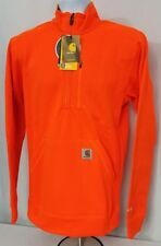 Carhartt Force Extremes Mock Neck Sweatshirt. Relaxed Fit.  Men's size SMALL